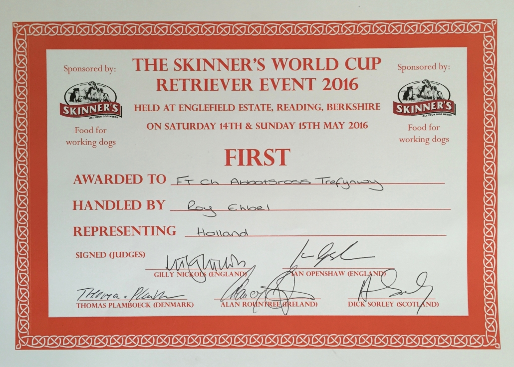 Skinners World Cup 2016
